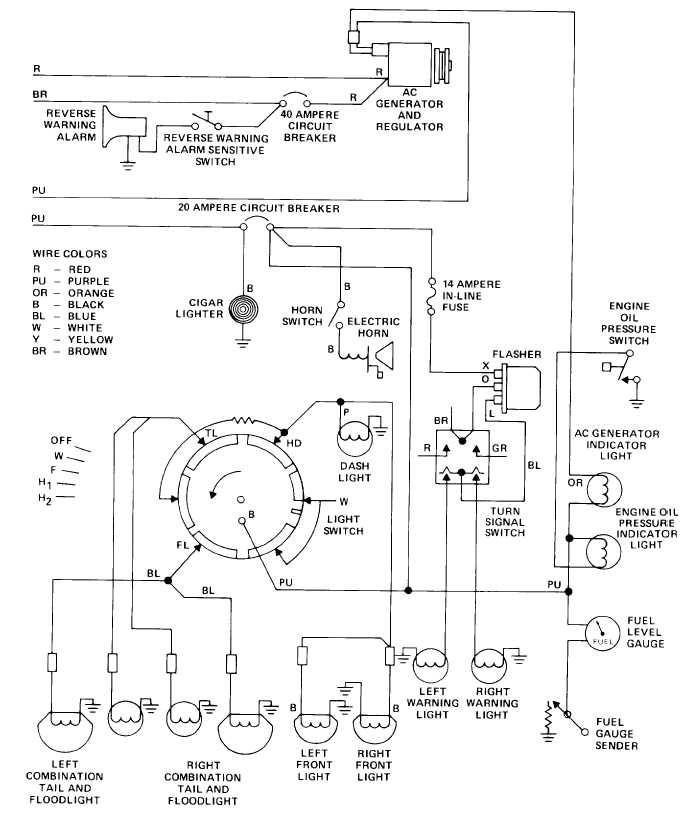 electrical system diagram schematic serial numbers. Black Bedroom Furniture Sets. Home Design Ideas
