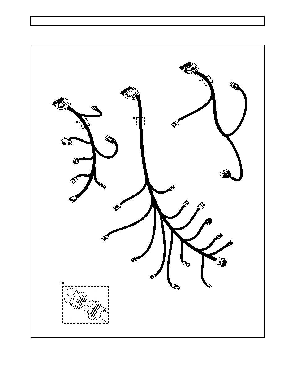 figure 1 u00ad7  wtec iii external wiring harnesses